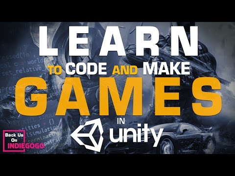 Learn To Code And Make 3D Games In Unity Game Engine