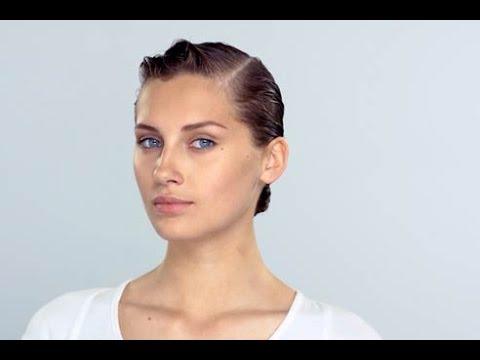 Wet look hair tutorial - H&M Life