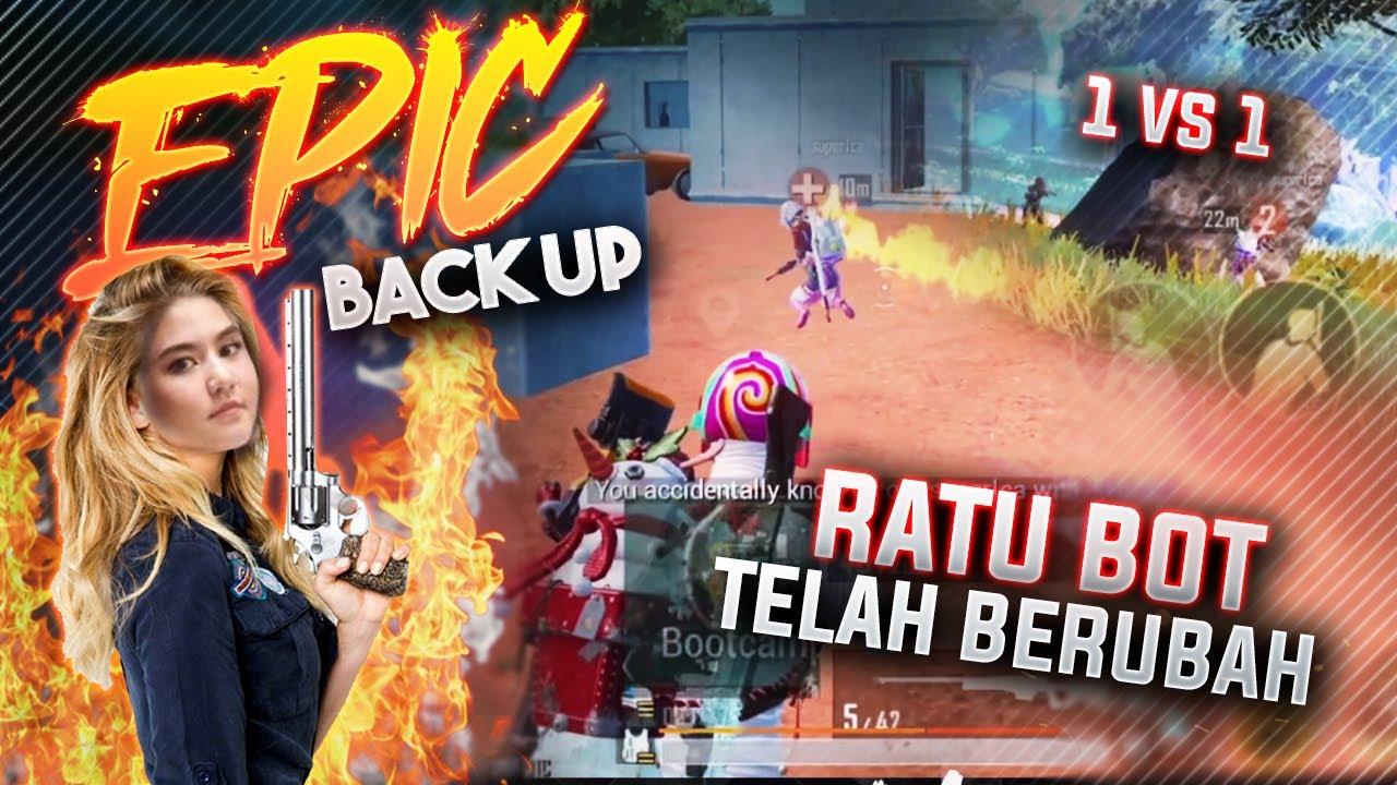 Download EPIC BACK UP DARI RATU BOT !! DUO BARENG ICHA SI RATU BOT !! Ryan Prakasha PUBG Mobile MP3 Gratis