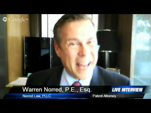 How to find a good Patent Attorney in Dallas / Fort Worth - Warren Norred, P.E., Esq.