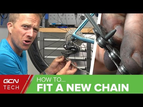 How & When To Change A Chain On Your Road Bike