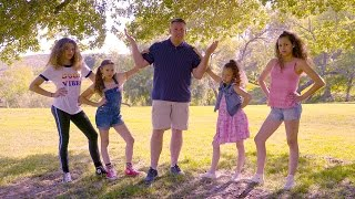 """AVAILABLE ON ITUNES:  https://itunes.apple.com/us/album/daddy-says-no-single/id1100090956  Hi Guys!  Hope you enjoy our new original song, """"Daddy Says No!""""  We had sooo much fun making this video with our Daddy!  :)  We love it and hope you will enjoy it too!    Our names are Madison (15), Gracie (13), Sierra (12) and Olivia (10) and together we are the Haschak Sisters! We have been dancing all of our lives and LOVE music!  We just started this YouTube channel and hope you'll join us on our journey!  We love meeting new friends!  Like our music? We would LOVE to connect with you online and let you know when we upload future videos! If you like THIS music video and want to help spread the word, it"""