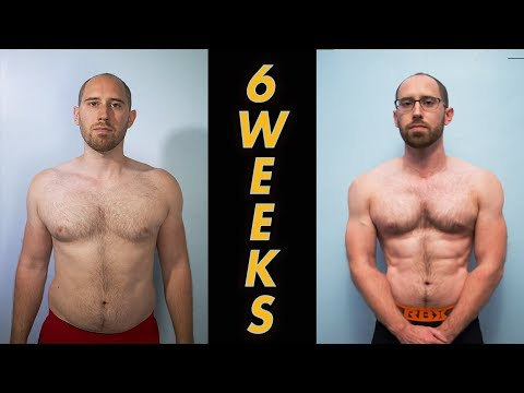 How I Got a 6 Pack in 6 Weeks  -  BRUTAL Abs Workout...