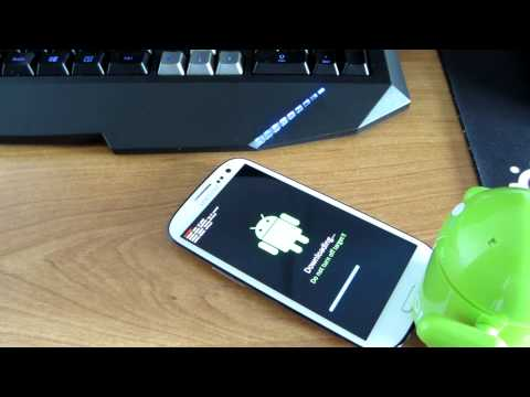 How To Install Official Android 4.0.4 / 4.1.2 / 4.3 On Samung Galaxy S3 i9300