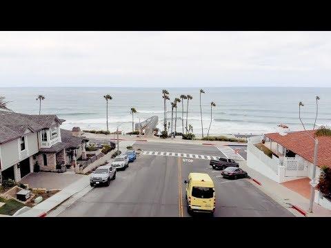 International Surfing Day 2018 | Sun Bum creates ambush-style surf contest and blows up T-Street.