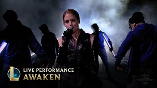 Awaken - Opening Ceremony Presented by Mastercard | 2019 World Championship Finals