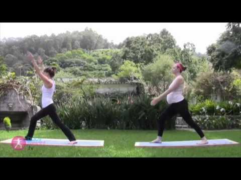 YogaMama Beginner/Intermediate Spanish Preview