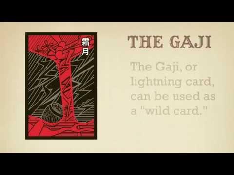Hanafuda Hawaii Style: How to Use the Gaji