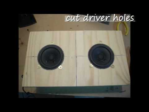 DIY Mike - Make an iPod Dock from old computer speakers