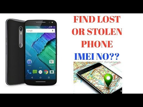 HOW TO FIND LOST OR STOLEN PHONE?FIND IMEI NO?
