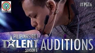 Pilipinas Got Talent 2018 Auditions: Michael Aco - Sing and Act