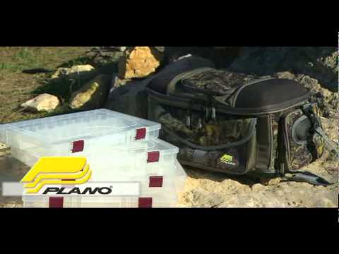 Plano Outdoors: Chad Morgenthaler Discuses Plano's New Fishouflage Bags
