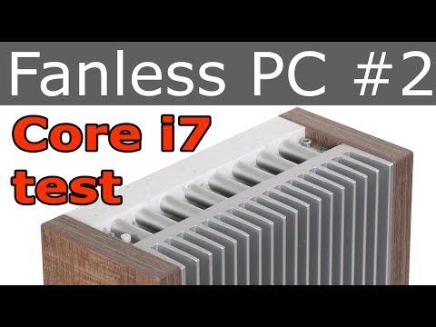 SFF PC custom passive cooling