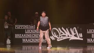 P-star Vs Kei_old School Night Vol.19_popping 1on1 Battle Best8