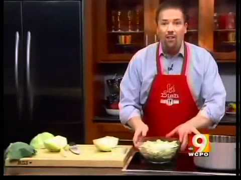 Learn how to make tomato cabbage soup