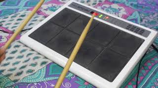 Spd 20 Octapad Dholak patch by Rocky Verma Drummer - The