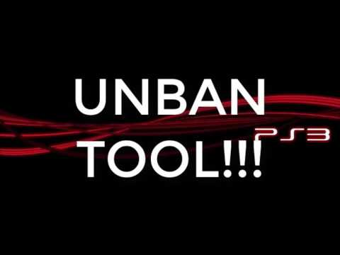 Banned PS3 Give me a cid and i will give you unbantool