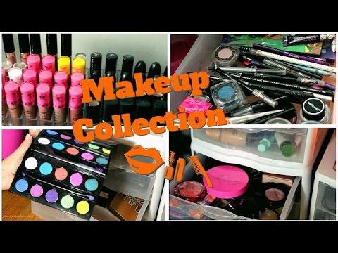 Makeup Collection 2016! | BreeAnn Barbie