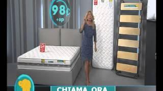 Offerta TV materasso Renova e Letto Gioia | Music Jinni