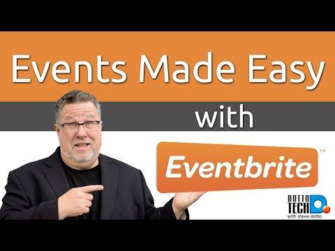 Eventbrite - Event Planning Made Easy