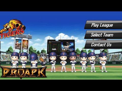 Baseball Star Gameplay iOS / Android
