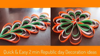 9 57 Easy Republic Day Paper Craft Video Playkindle Org