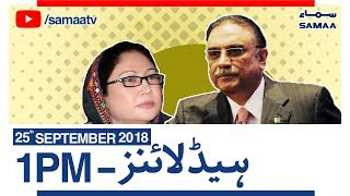 Samaa HeadLines 06 PM SAMAA TV 09 Oct 2017 - Pakfiles com