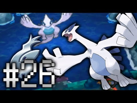 Pokemon SoulSilver Version - Episode 26 [Whirl Islands - Lugia]
