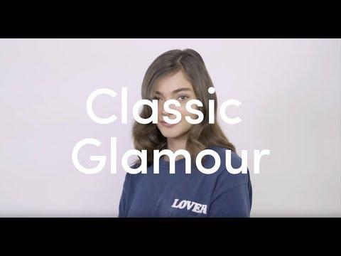 OUAI X GHD Classic Glamour Waves