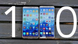 Huawei Mate 10 and Mate 10 Pro Review After 1.5 Months! AMAZING!