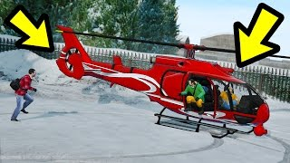 CAN YOU FIND THE HELICOPTER IN PROLOGUE? (GTA 5)