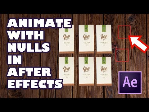 Animate with Nulls in After Effects - drive80.com