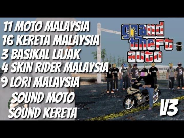 Download GTA SA ANDROID MOD MALAYSIA V3 BY IPANG MP3 Gratis
