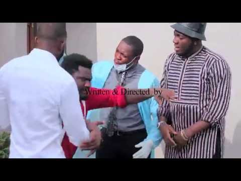 Comedy - Yomi Black - Three Working Husbands And The Labour Room [ Skit ] Cover