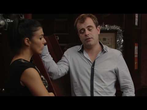 Coronation Street - Michelle Likes To Keep Steve On His Toes