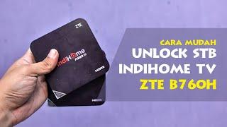 Cara Root STB Indihome | ZTE B760H | tanpa bongkar stb | Hot