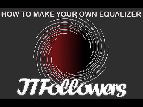How to make your own equalizer
