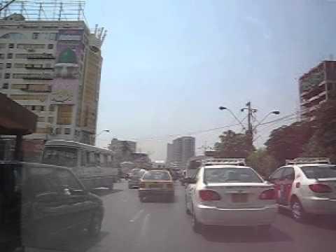 Taxi in Karachi