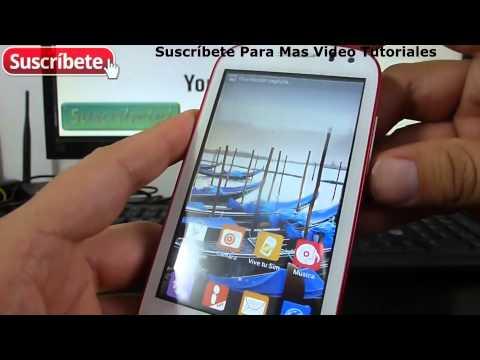 Alcatel One Touch Pop C3 Como Hacer Una Captura De Pantalla Screenshot