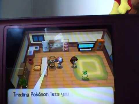 Pokemon Black + White: How to get an Emolga