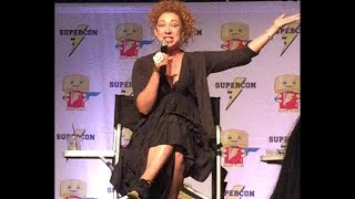 Alex Kingston reaction finding out Jodie Whittacker is the 13th Doctor