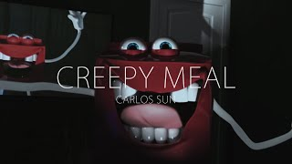Maya Animation | Creepy Meal in Real 3D