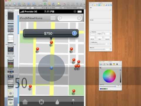 How to create an iPhone app prototype in 13 minutes