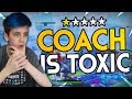 This Fortnite Coach Is Beyond Toxic