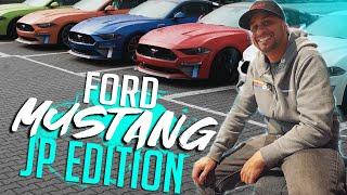 JP Performance - Die Ford Mustang  JP Edition! + Lasise
