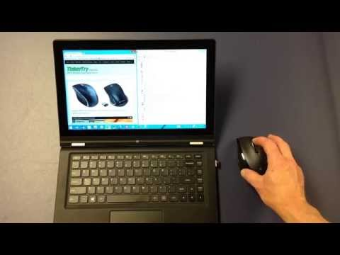 Smooth scrolling! Logitech M705 unboxing, SetPoint for Windows and AutoHotkey configuration.