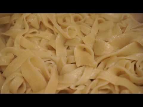Easy Eggless Pasta with KitchenAid