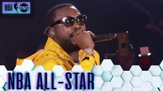 Download Meek Mill Intros All-Stars w/ 'Dreams and Nightmares' | All-Star 2019 Video