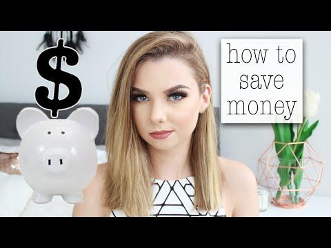 10 Ways To Save Money & Budget