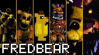 11 minutes) Fredbear Jumpscare Five Nights At Freddy S 4